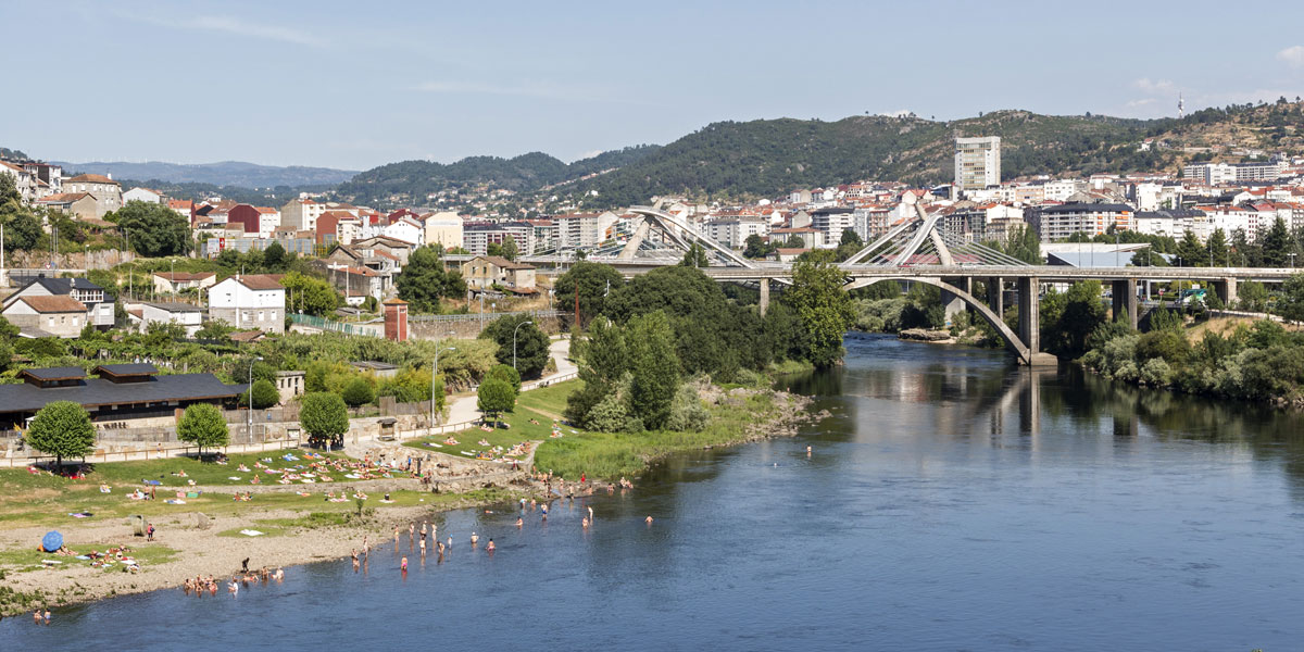 Ourense, the City of Water