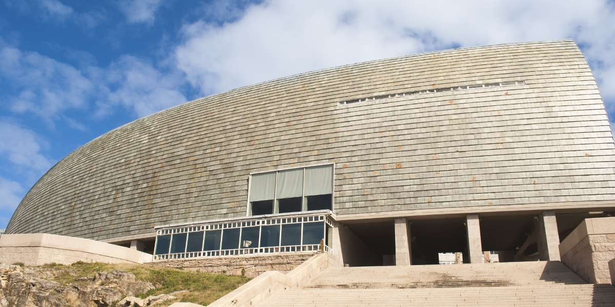 Domus, a museum dedicated to the human being