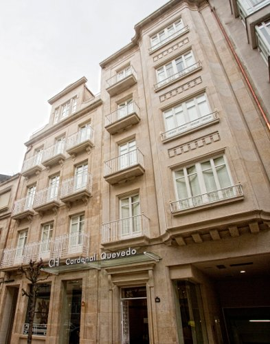 4-star boutique hotel