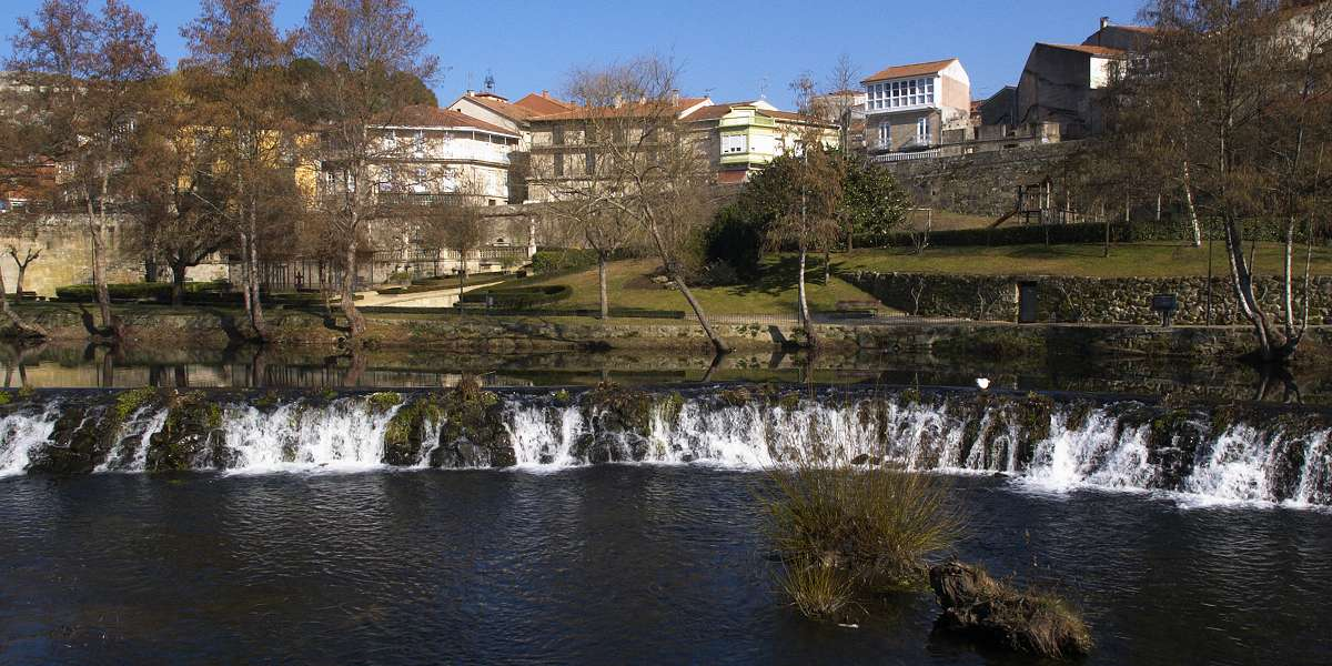 Allariz, one of the most beautiful towns in Galicia